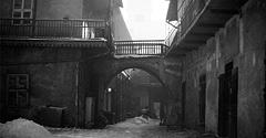 (#15) Kazimierz, podwórze pomiędzy ulicami Meiselsa i Józefa
