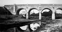 (#30) Dawny most na Wiśle, a obecnie wiadukt nad ul. Dietla/Grzegórzecką