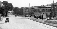 (#48) ul. Marii Konopnickiej, zwana kiedyś ulicą Beskidzką