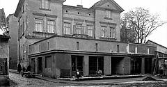 (#49) ul. Dolnych Młynów, skrzyżowanie z ulicą Michałowskiego