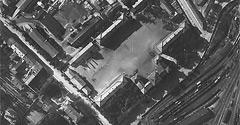 (#61) Kraków z lotu ptaka, część druga. Dworzec główny, Stary Kleparz, Politechnika Krakowska