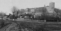 (#71) Zamek Królewski na Wawelu i osada Rybaki
