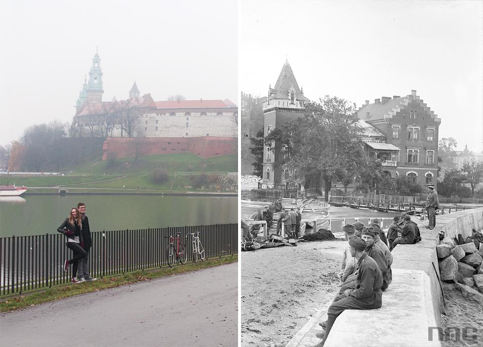 (#34) Dom z widokiem na Wawel, czyli Willa Rożnowskich