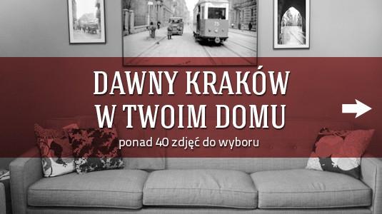 Sklep Dawno temu w Krakowie